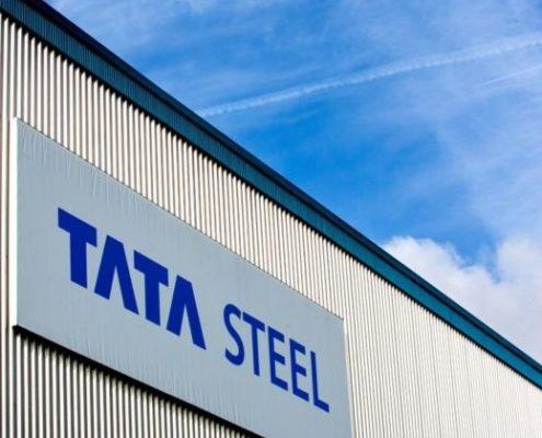 Tata Steel manufacturing site