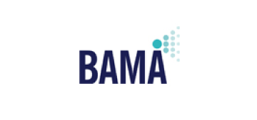 Logo for British Aerosol Manufacturers Association (BAMA)